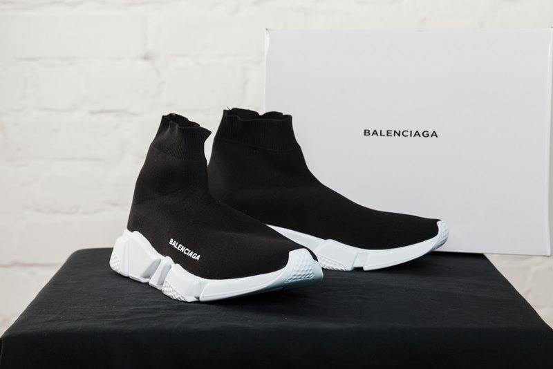 Buy Balenciaga Speed Knit Sneakers + Review - Edited 2