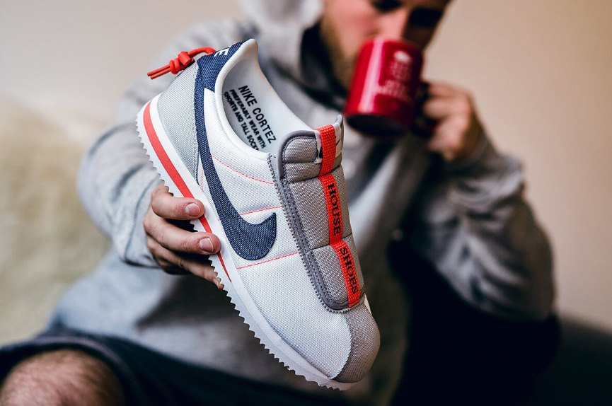 buy popular 269f0 c6e96 Kendrick Lamar x Nike Cortez Review