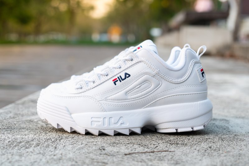 d387dc9b61ce Buy Fila Disruptor 2 Sneakers + Review - Edited 4