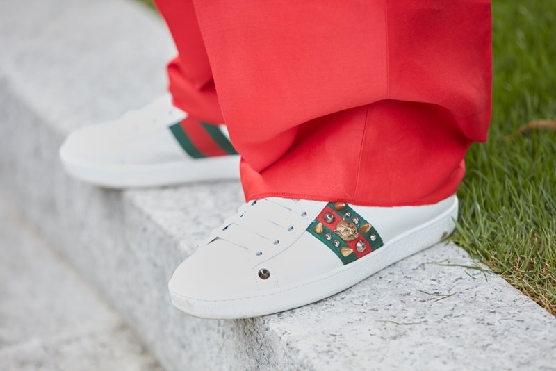 Buy Gucci Aces Sneakers + Review - Edited 2