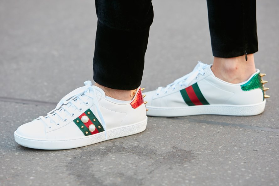 f2e0edcabe9 Buy Gucci Aces Sneakers + Review - Edited Featured Image