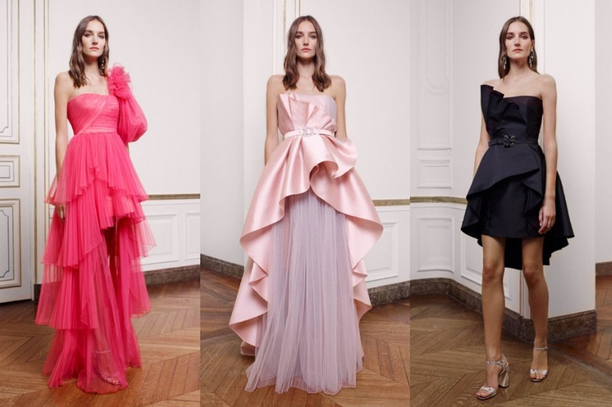 165d1d476e Alberta Ferretti Limited Edition Spring Summer 2019 Haute Couture  Collection - Paris