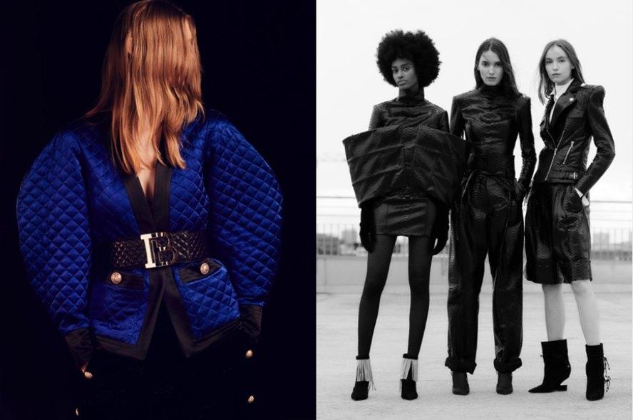 Balmain Pre-Fall 2019 Womenswear Collection - Paris - Featured Image