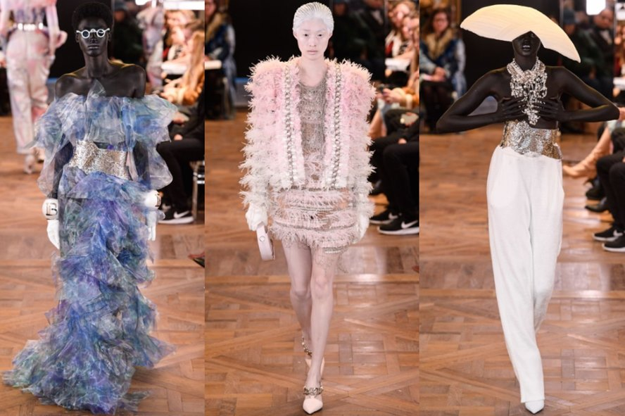 good out x limited guantity new style Balmain Spring Summer 2019 Haute Couture Collection - Paris