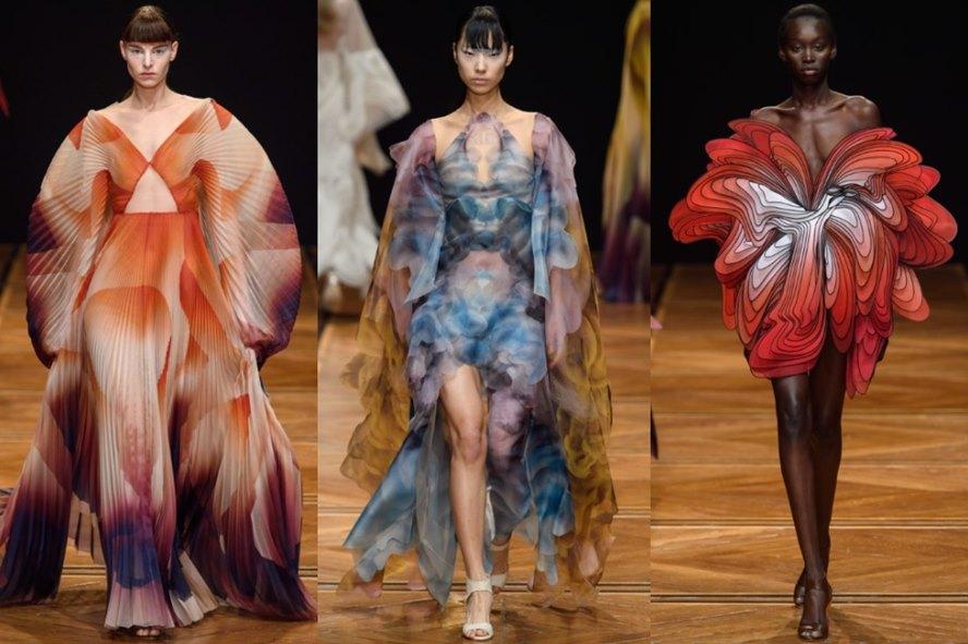 Iris van Herpen Spring Summer 2019 Haute Couture Collection - Paris - Featured Image