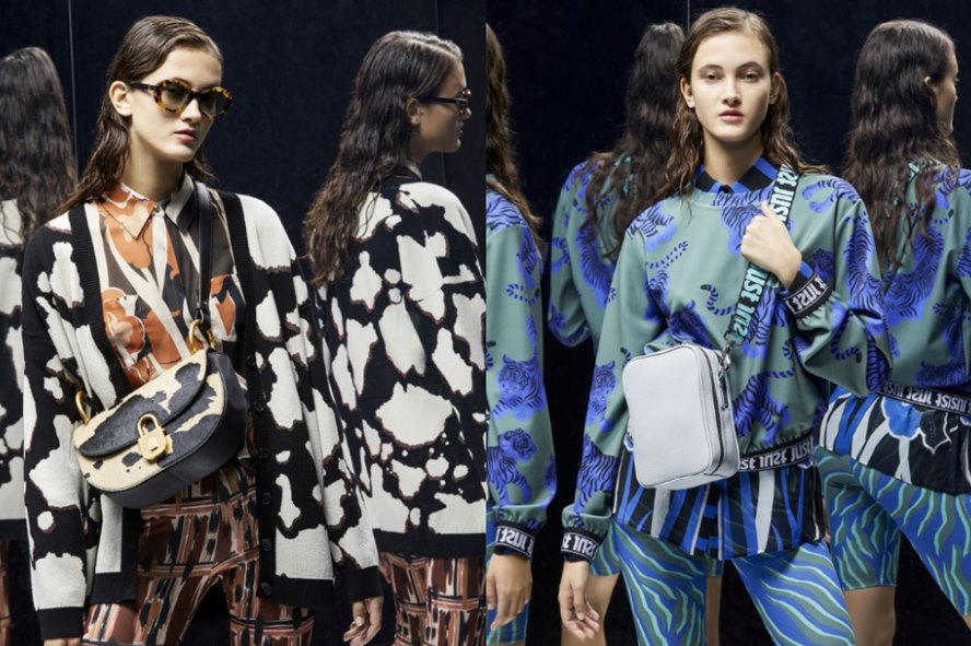 Just Cavalli Women's Pre-Fall 2019 Collection - Milan - Featured Image