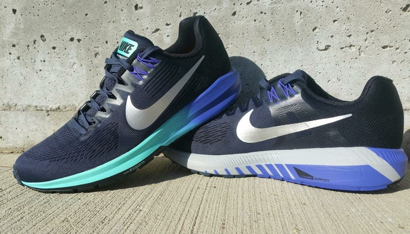 Nike Air Zoom Structure 22 Sneakers