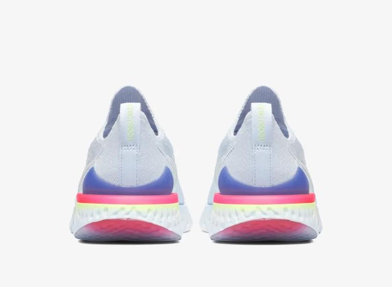Nike Epic React Flyknit 2 Running Shoe 9