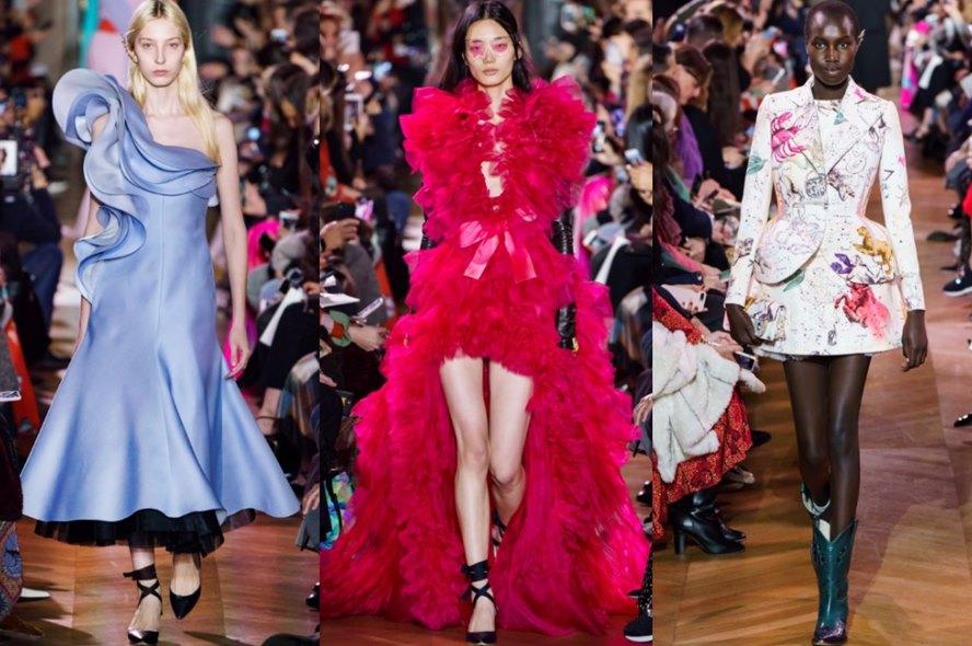 Schiaparelli Spring Summer 2019 Haute Couture Collection - Paris - Featured Image