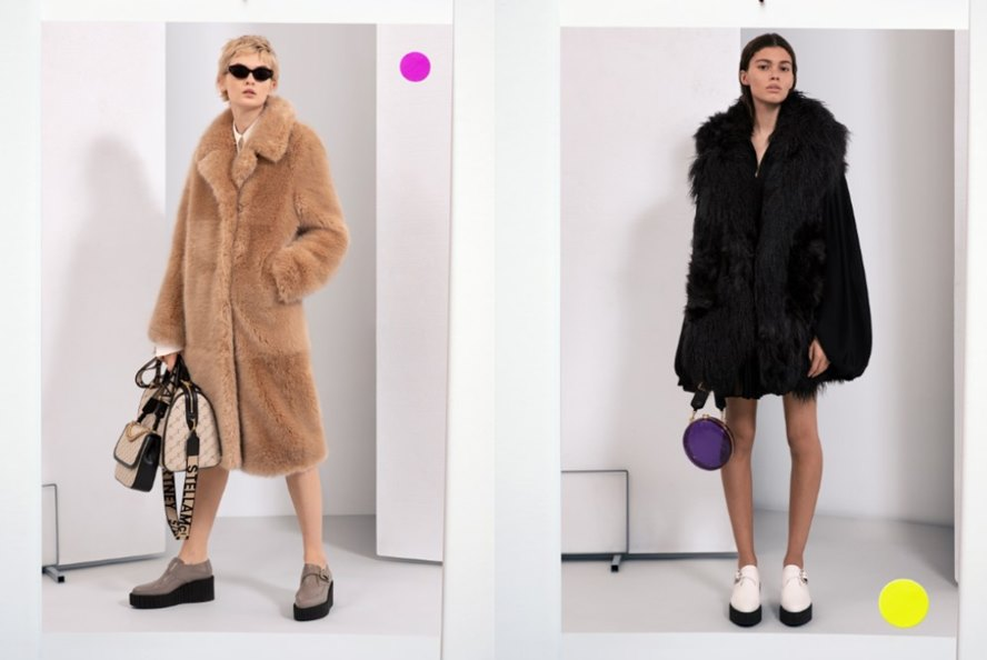 Stella McCartney Women's Pre-Fall 2019 Collection - New York - Featured Image