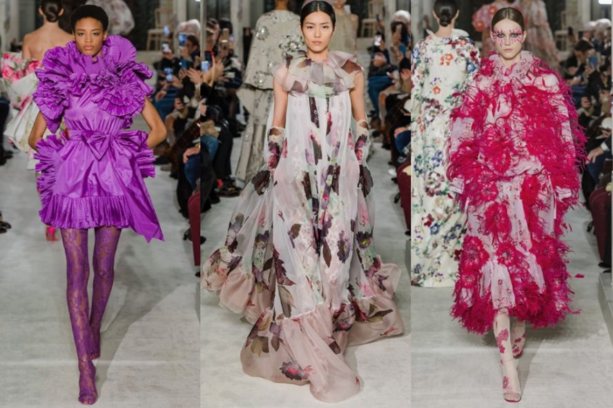 Valentino Spring Summer 2019 Haute Couture Collection - Paris - Featured Image