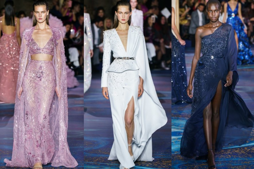 Zuhair Murad Spring Summer 2019 Haute Couture Collection - Paris - Featured Image