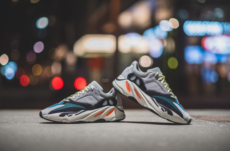 Adidas Yeezy Boost 700 Wave Runner 3