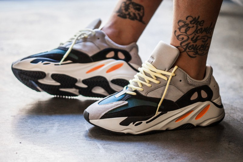 Adidas Yeezy Boost 700 Wave Runner 6