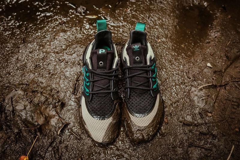 Adidas x Packer EQT 2