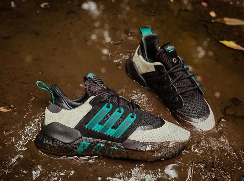 Adidas x Packer EQT 6