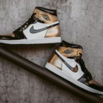 Air Jordan 1 High OG Gold Toe 3
