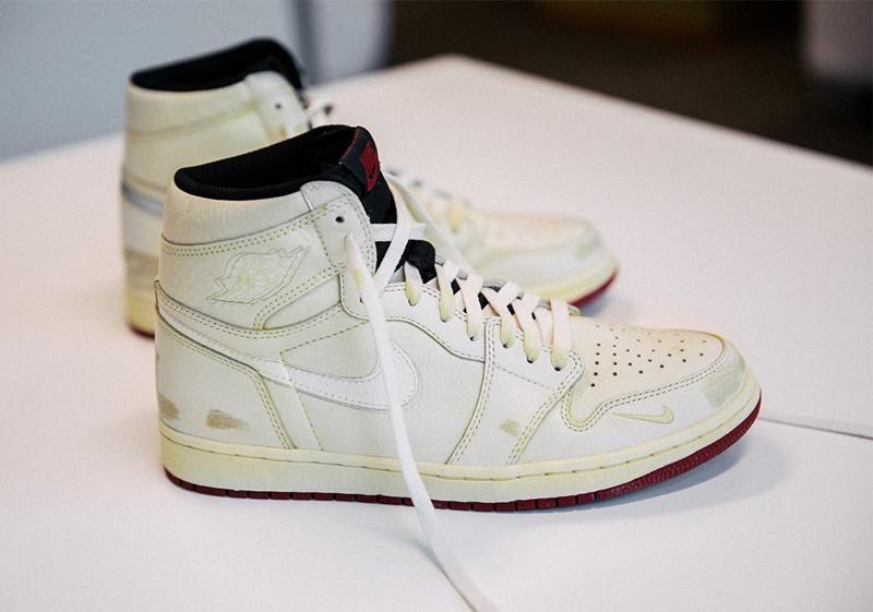 best sneakers 03fda 175da Air Jordan 1 x Nigel Sylvester 1