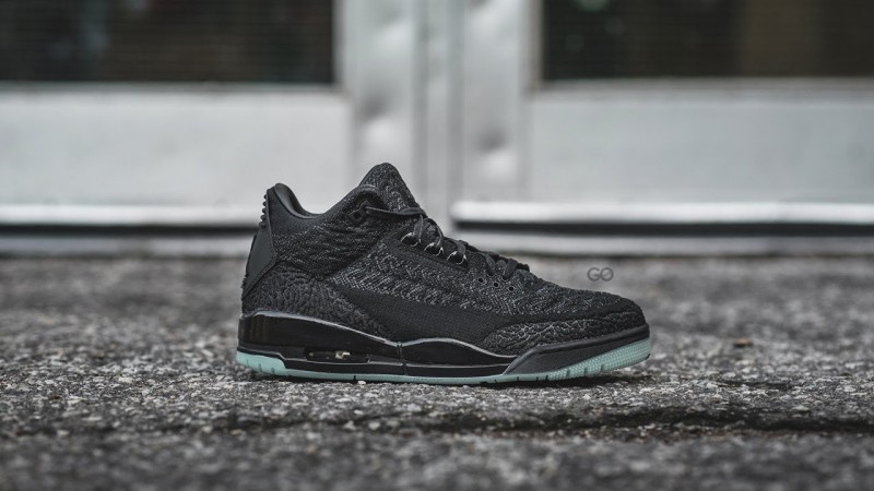 94076a26904d0 Air Jordan 3 Flyknit Black Anthracite Review
