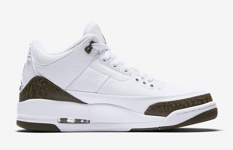 Air Jordan 3 Mocha 3