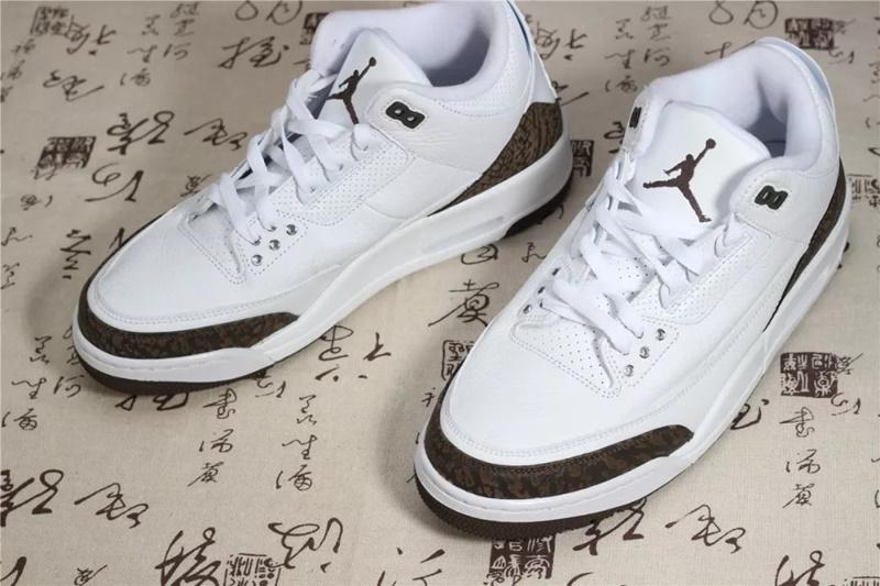 Air Jordan 3 Mocha 7