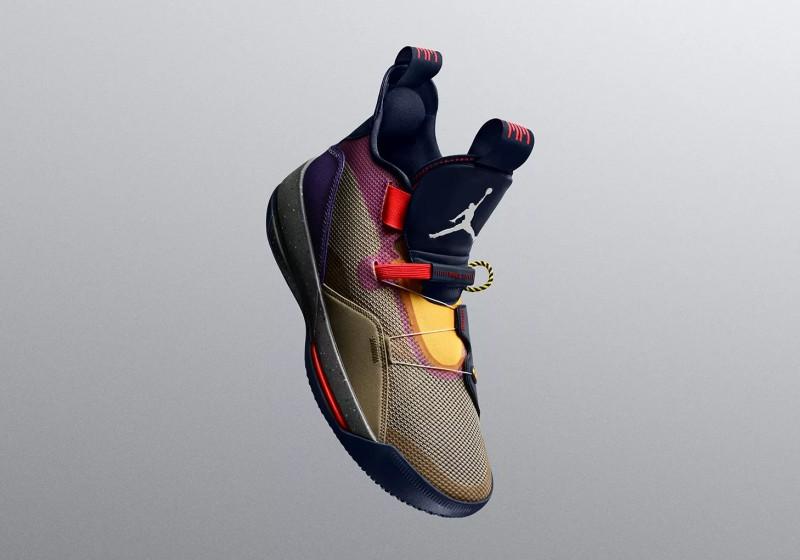 Air Jordan 33 Visible Utility