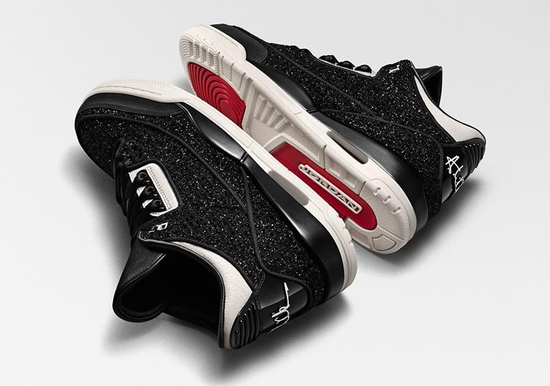Air Jordan x Vogue III AWOK 2