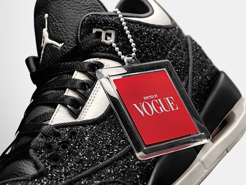 Air Jordan x Vogue III AWOK 3