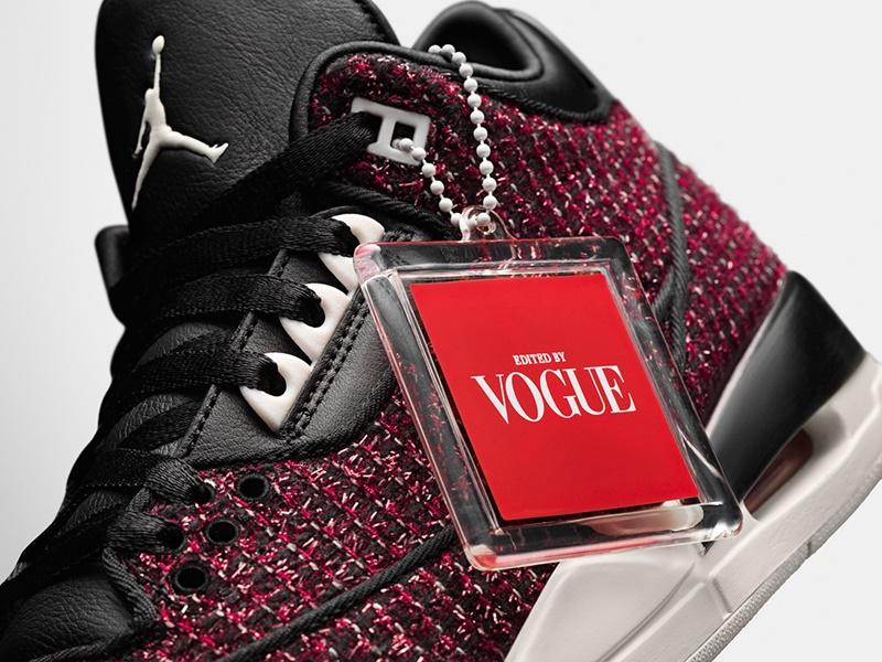 Air Jordan x Vogue III AWOK 4