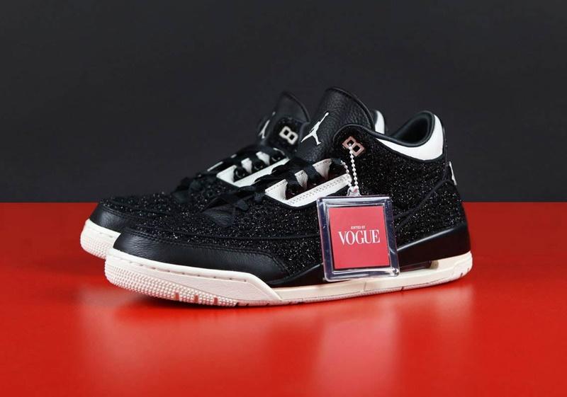 Air Jordan x Vogue III AWOK 6