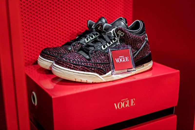 Air Jordan x Vogue III AWOK 9