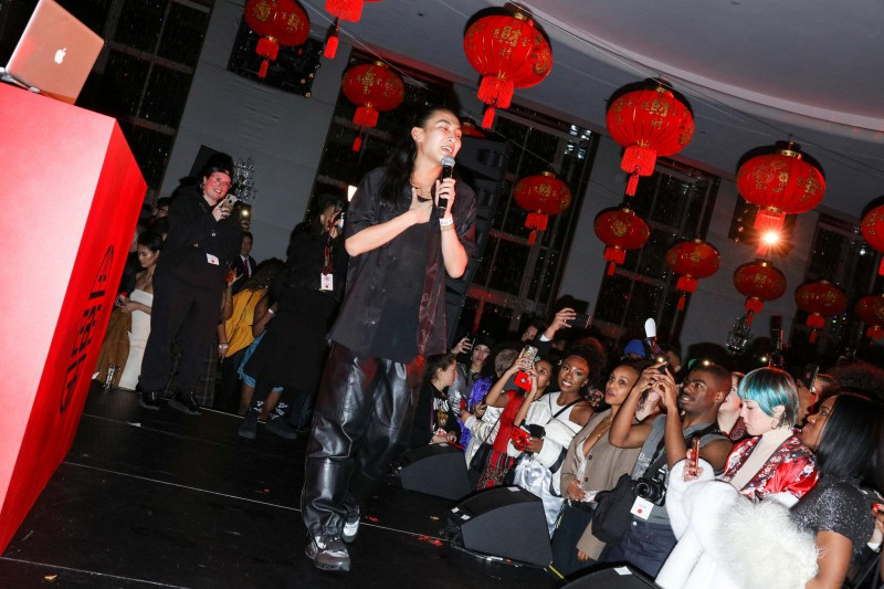 Alexander Wang Brings the Spice to NYFW with a Chinese-themed Party 1