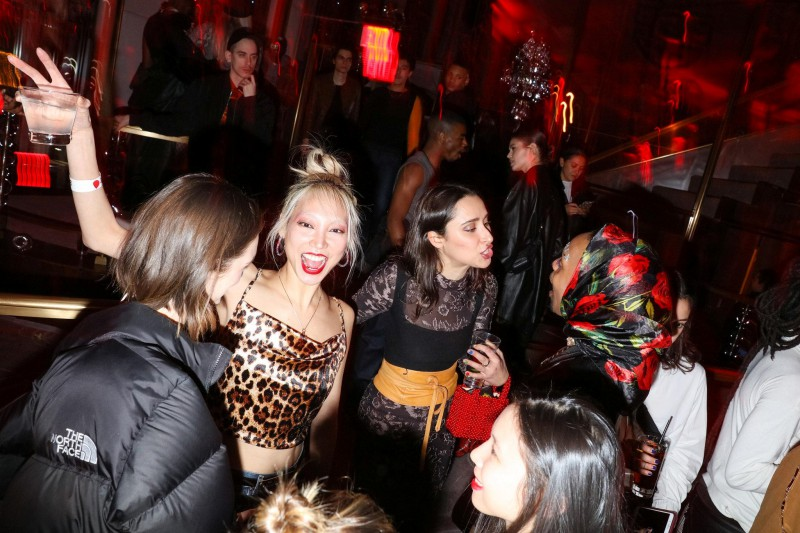 Alexander Wang Brings the Spice to NYFW with a Chinese-themed Party 2