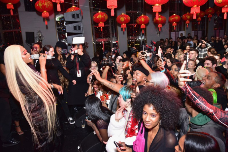 Alexander Wang Brings the Spice to NYFW with a Chinese-themed Party 3