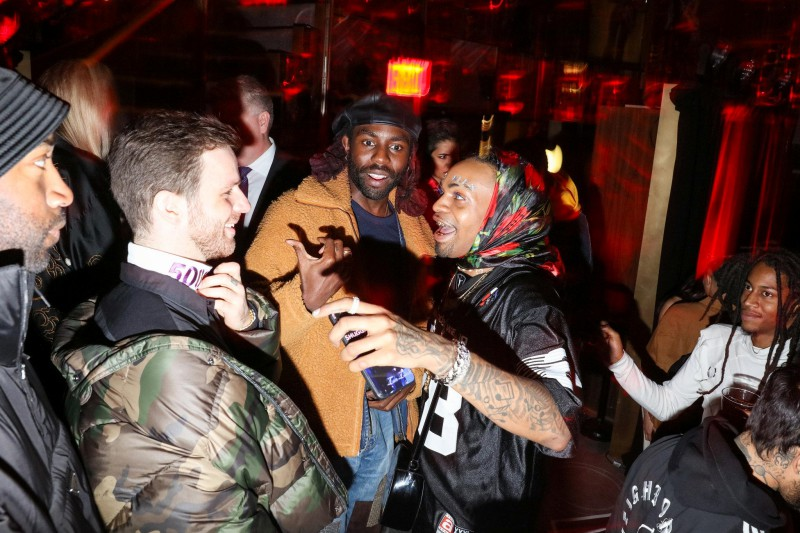 Alexander Wang Brings the Spice to NYFW with a Chinese-themed Party 4