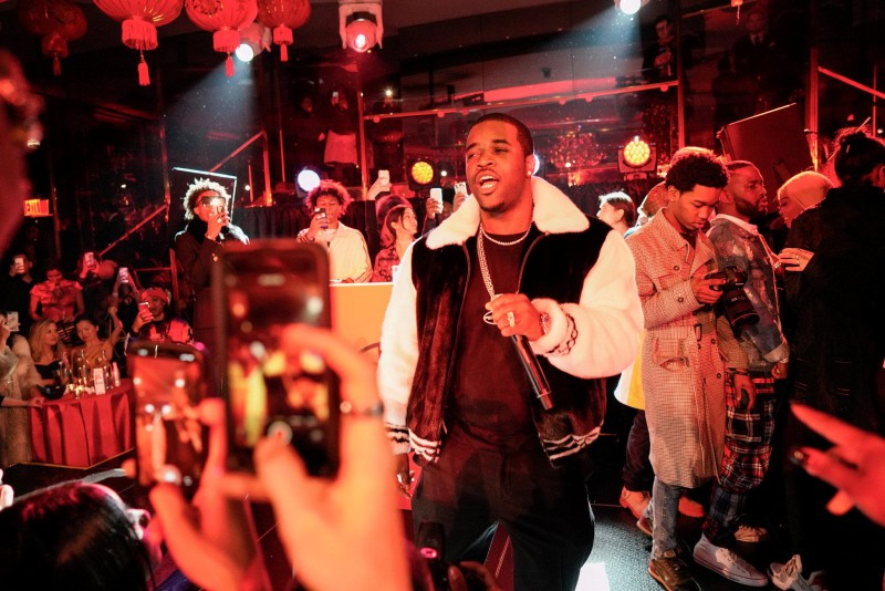 Alexander Wang Brings the Spice to NYFW with a Chinese-themed Party 5