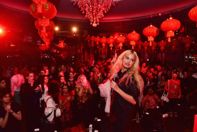 Alexander Wang Brings the Spice to NYFW with a Chinese-themed Party 8