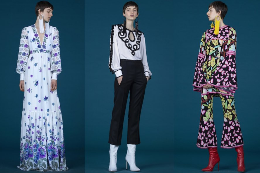 Andrew Gn Pre-Fall 2019 Women's Collection - Paris