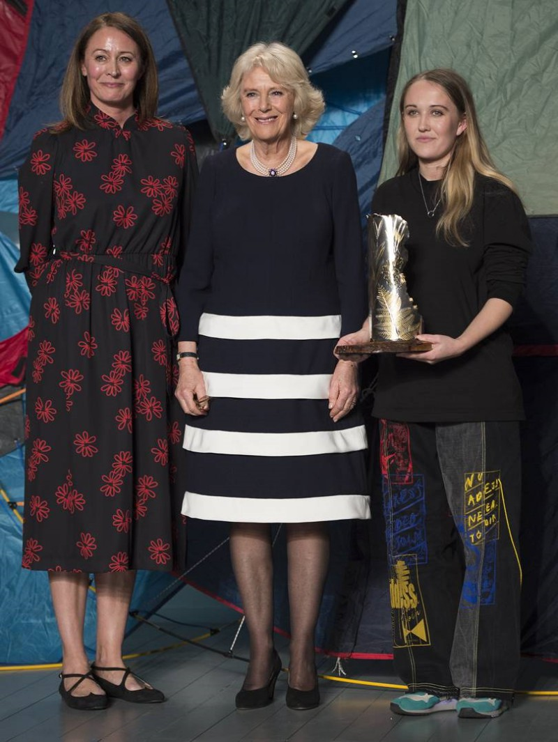 Bethany Williams is the Second Recipient of the Queen Elizabeth II Award for Design 3