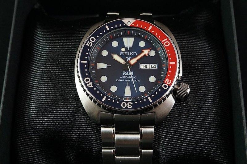 Seiko Prospex PADI Men's SRPA21K1 Watch - In Box