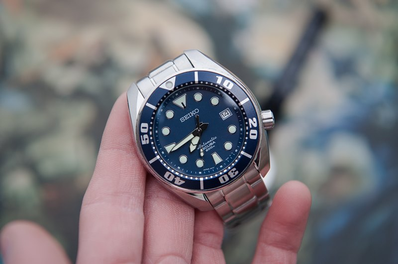 Seiko Prospex Sumo Men's SBDC033 Watch