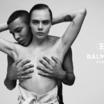 Cara Delevingne and Balmain Recreates Infamous Janet Jackson Pose For New Campaign 2