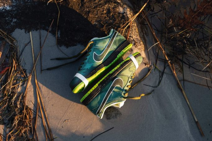 """Concepts x Nike SB Dunk Low """"Green Lobster"""" 1"""