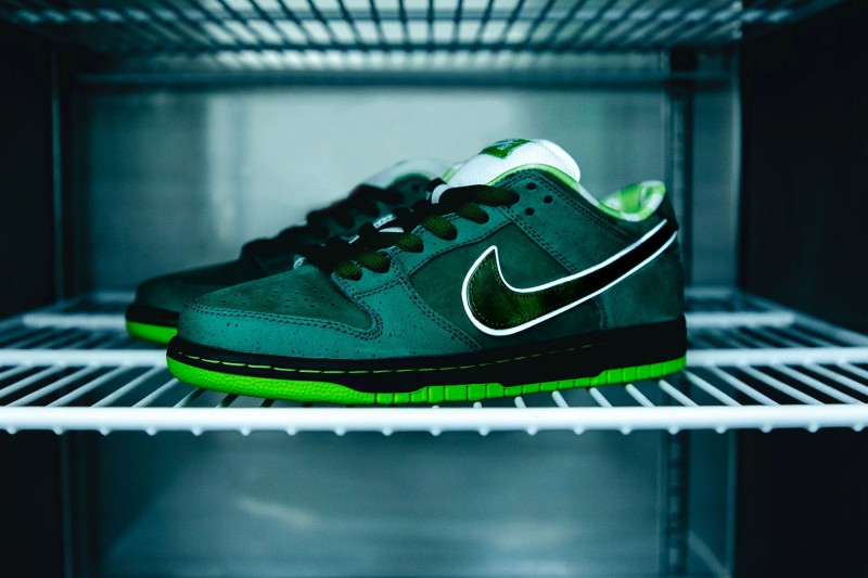 "new product fb926 6b902 Concepts x Nike SB Dunk Low ""Green Lobster"" Review"