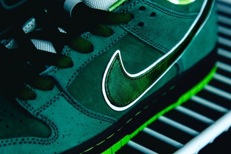 """Concepts x Nike SB Dunk Low """"Green Lobster"""" 4"""