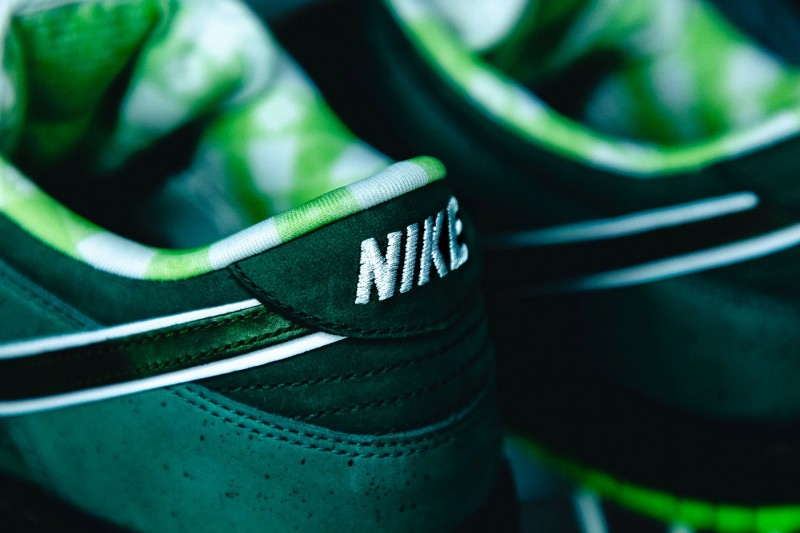 """Concepts x Nike SB Dunk Low """"Green Lobster"""" 5"""