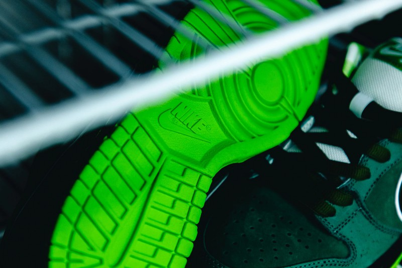 """Concepts x Nike SB Dunk Low """"Green Lobster"""" 7"""