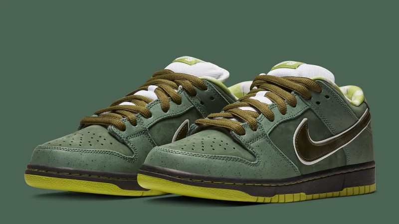 """Concepts x Nike SB Dunk Low """"Green Lobster"""" 8"""