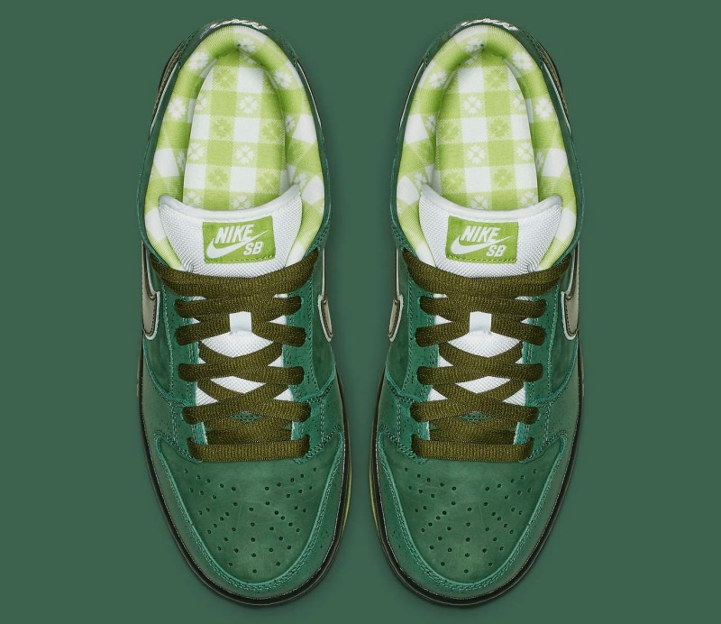 """Concepts x Nike SB Dunk Low """"Green Lobster"""" 9"""