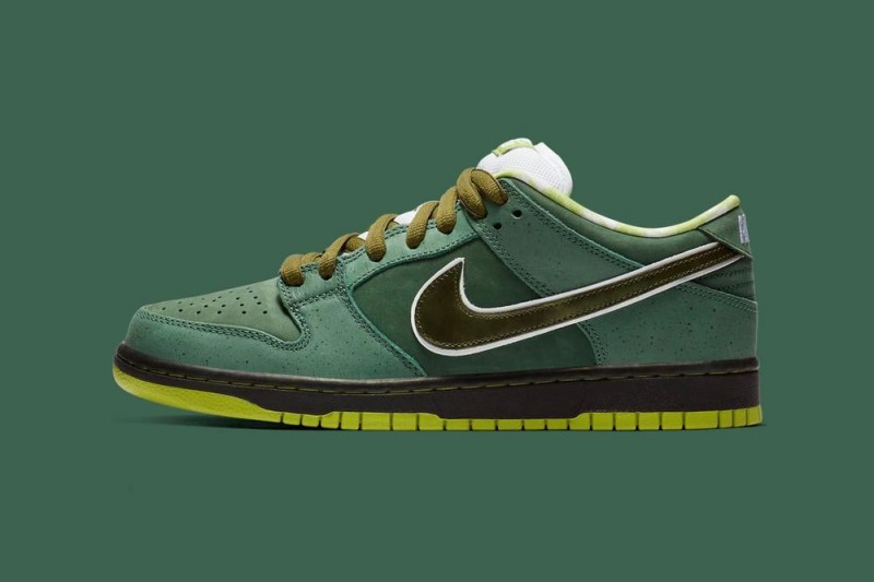 """Concepts x Nike SB Dunk Low """"Green Lobster"""""""